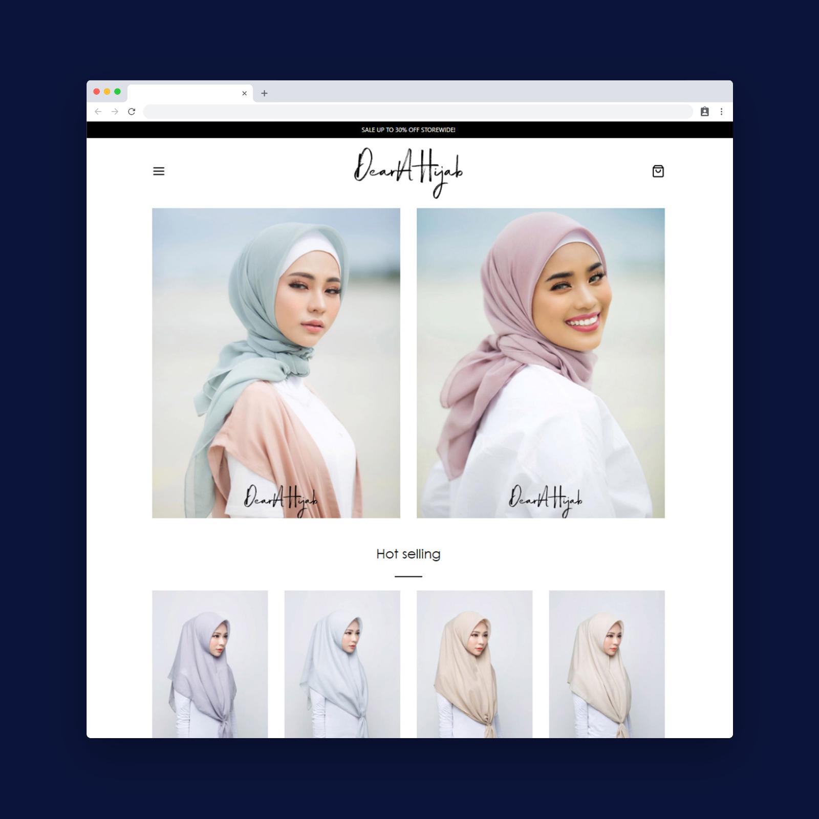 Deara Hijab